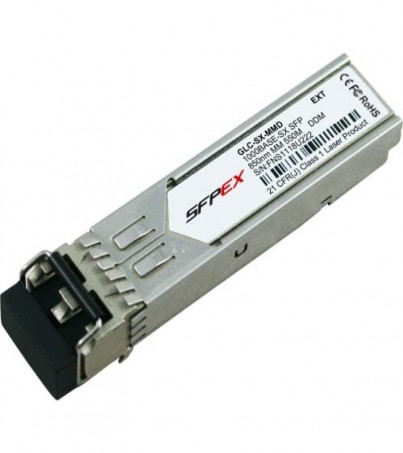 Cisco GLC-SX-MMD= (1000BASE-SX SFP transceiver module, MMF, 850nm, DOM)