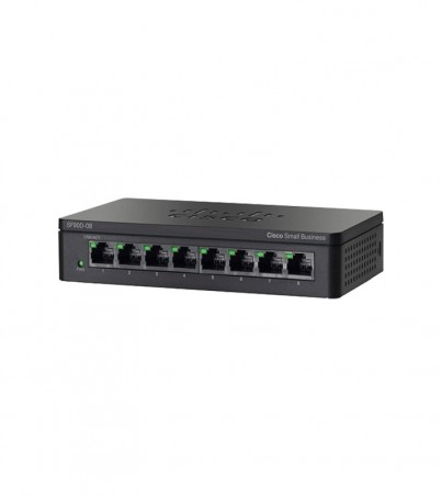 Cisco SF95D-08-AS SF95D-08 8-Port 10/100 Desktop Switch