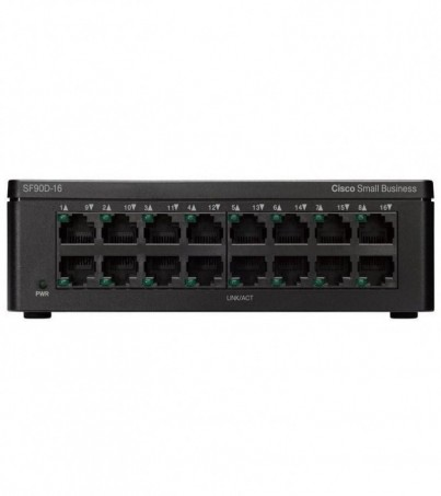 Cisco SG110D-08HP-EU SG110D-08HP 8-Port PoE Gigabit Desktop Switch
