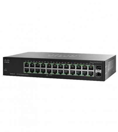 Cisco SG95-24-AS SG95-24 Compact 24-Port Gigabit Switch
