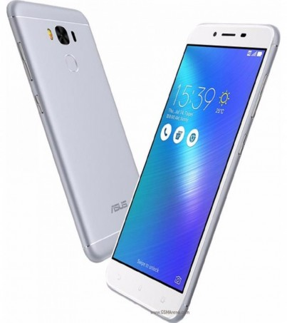 ASUS Zenfone 3 Max 5.5 32GB Ram3 ZC553KL - Silver ( Free Power Bank, Earpod )