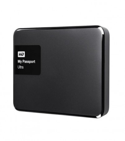 WD NEW MY PASSPORT ULTRA 500GB WDBWM5000ABK-SESN (Black)