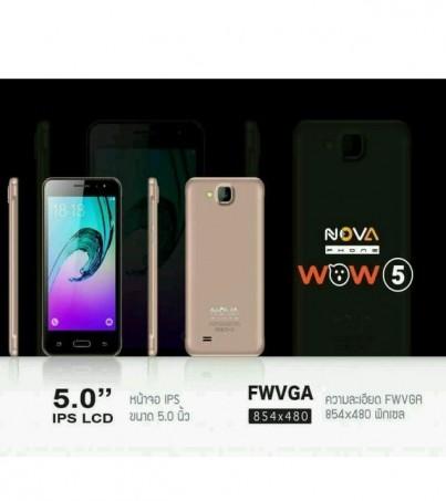 Nova Wow5 (4GB) -Pink