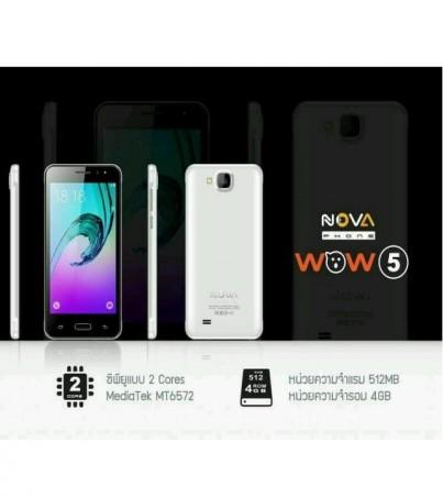 Nova Wow5 (4G) - White