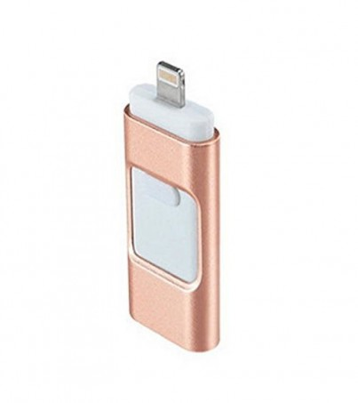 I-Flash Device USB (Multi) Mem. 16G - rose gold