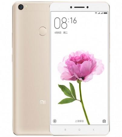 Xiaomi Mi Max 4GB/128GB Dual SIM - Gold