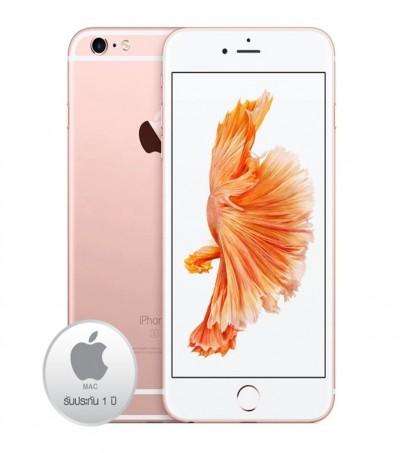 Apple iPhone 6s plus 128 GB ประกัน MAC 1 ปี (zp) Activatied - Rose Gold