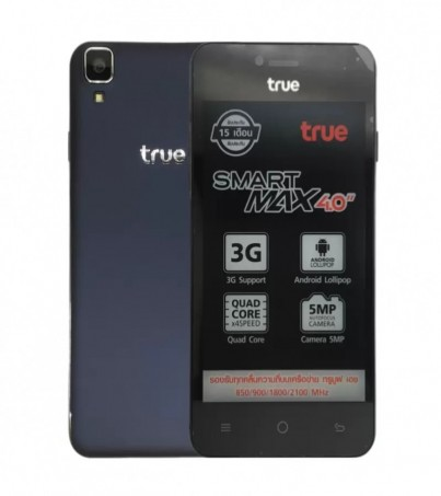 True SMART MAX 4.0 3G - Black