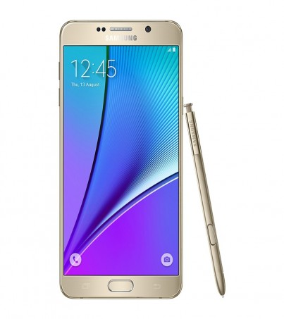 (Refurbished) Samsung Galaxy Note5 32 GB - Gold