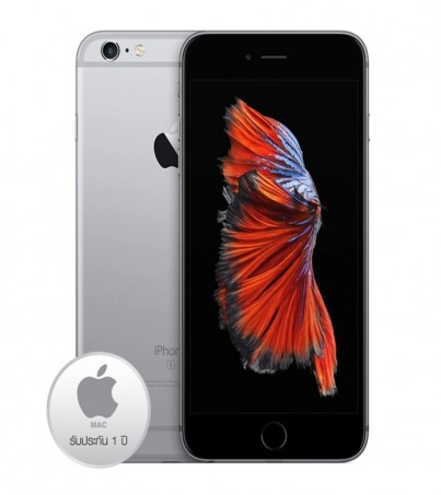 Apple iPhone 6s 128 GB ประกัน MAC 1 ปี (ZP) - Space Grey