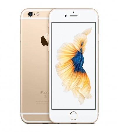 Apple iPhone 6s 128 GB ประกัน MAC 1 ปี (ZP) - Gold