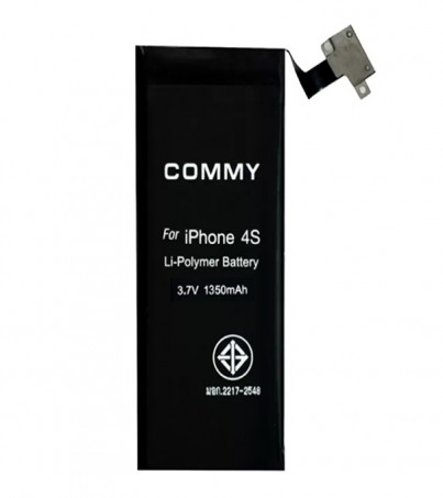 Commy Battery IPhone 4s 1430 mAh