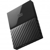 WD My Passport New Model 1TB (Black) (WDBYNN0010BBK-WESN)