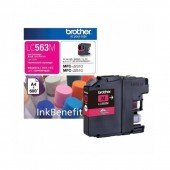 Brother Ink LC-563M - Magenta
