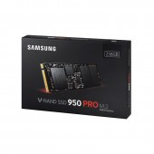 Samsung 950PRO M.2 (MZ-V5P256BW) 256GB SSD