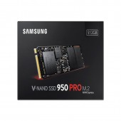 Samsung 950PRO M.2 (MZ-V5P512BW) 512GB SSD