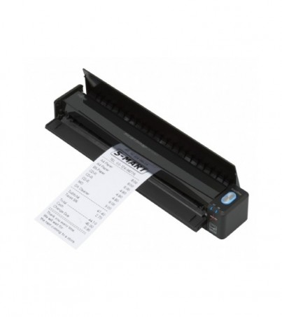Fujitsu ScanSnap ix100 Wireless Mobile Scanner (Black) built-in Battery