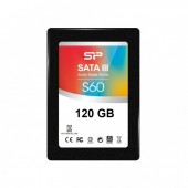 SSD SP S60 120GB Read550Mbps Write 520Mpbs