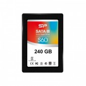 SSD SP S60 240GB Read 550Mbps Write 520Mbps