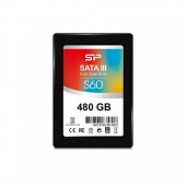 SSD SP S60 480GB Read 550Mbps Write 500Mbps