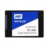 WD Blue 500GB Internal SSD Solid State Drive - SATA 6Gb/s 2.5 Inch - WDS500G1B0A