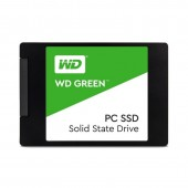 WD 120GB Green 2.5 Solid State Drive/SSD WDS120G1G0A