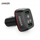 PowerDrive+ 2 with Quick Charge 3.0 - Black