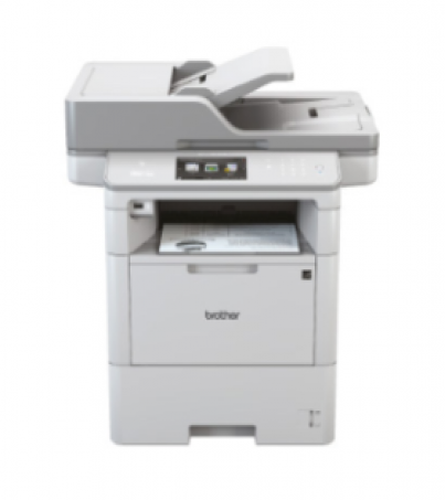 Brother MFC-L6900DW Multifunction Laser Printer B/W