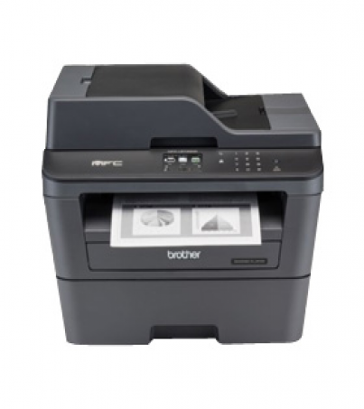 Brother MonoLaser Printer BTH-MFC-L2740DW - Black