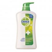 Dettol Shower Gel Soap Original 500 ml. เดทตอล สบู่เหลวอาบน้ำแอนตี้แบคทีเรีย สูตรออริจินัล 500 มล