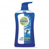 Dettol Shower Gel Active 500 ml. เจลอาบน้ำแอนตี้แบคทีเรีย สูตรแอคถีฟ