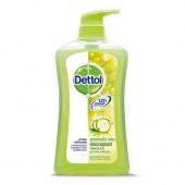 Dettol Shower Gel Lasting Fresh 500 ml. เจลอาบน้ำแอนตี้แบคทีเรีย สูตรลาสติ้ง เฟรช