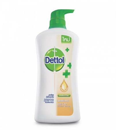 DETTOL SHOWER GEL DAILY CARE 500G.