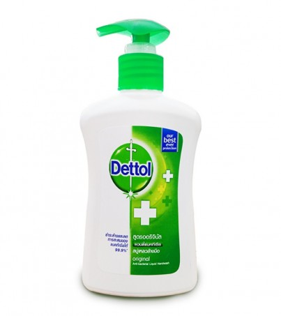 DETTOL LIQUID HAND WASH SOAP ORIGINAL 225 ML.