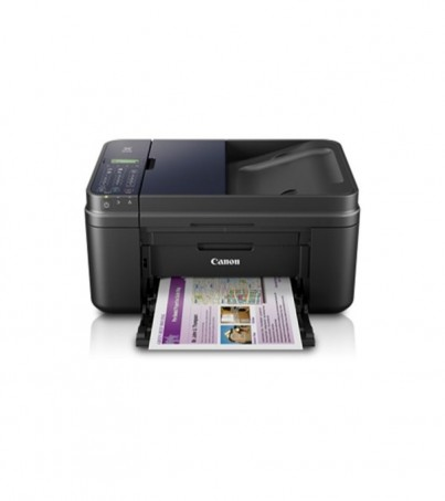 CANON PRINTER E480 INKJET AIO SCAN FAX