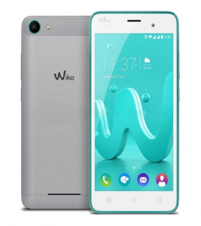 Wiko Jerry 2016 8GB (Gray Blue)  5