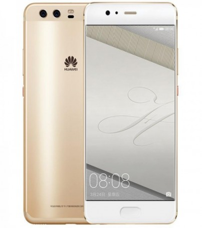 Huawei P10 Plus Dual Sim (6GB, 128GB) - Dazzling Gold