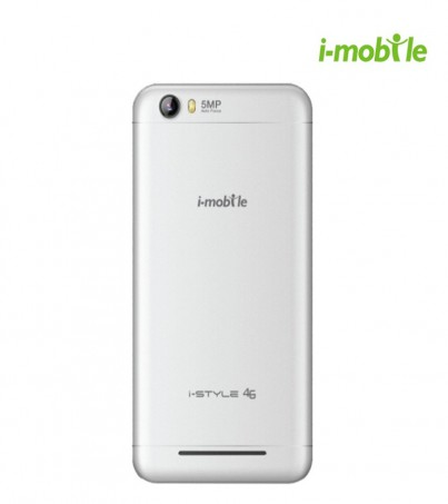 i-mobile I-Style 812 4G - Silver