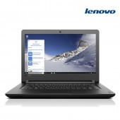 Notebook Lenovo IdeaPad110-80UC004TTA (Black)