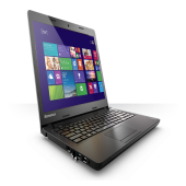 Notebook Lenovo IdeaPad100-80RK004GTA (Black)