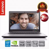 "Lenovo IdeaPad 310-14ISK (80SL007DTA) i3-6006U/4GB/1TB/GeForce 920MX 2GB/14""/DOS (Silver)"