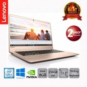 "Lenovo IdeaPad 710S Plus-13IKB (80W3005NTA) i7-7500U/8GB/256GB SSD/Nvidia GTX 940MX/13.3"" FHD/Win10 Home (Golden)"