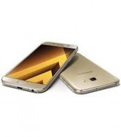 (Refurbish) Samsung Galaxy A7 2017 (SM-A720F) - Gold