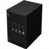 WD 24TB My Cloud EX4100 Expert Series Network Attached Storage - NAS WDBWZE0240KBK-NESN