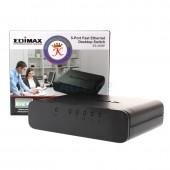 Switching Hub EDIMAX (ES-3305P V2) 5 Port (Lifetime KING IT)