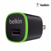 BELKIN HOME USB CHARGER 5วัตต์ F8J013TT BLACK ที่ชาร์จ หัวชาร์จ สมาร์ทโฟน อุปกรณ์พกพา 5 วัตต์