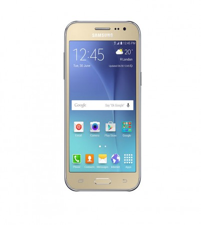 Samsung Galaxy J2 Prime - Gold (Not included SD CARD)
