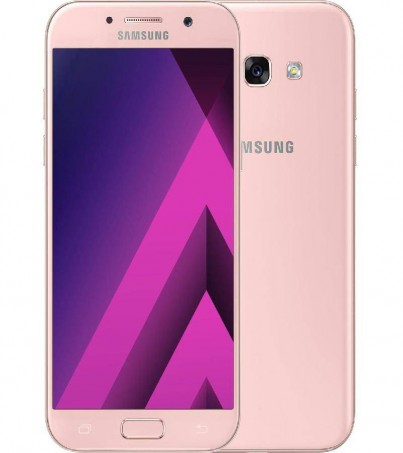 (Refurbish) Samsung Galaxy a7 2017 (SM-A720F) - Pink