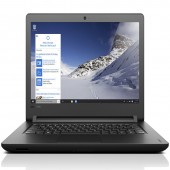 Notebook Lenovo IdeaPad110-80UC004UTA Black Intel Core i3-6006U
