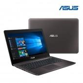Notebook Asus K456UR-FA144 (Glossy Dark Brown) Intel Core i5-7200U